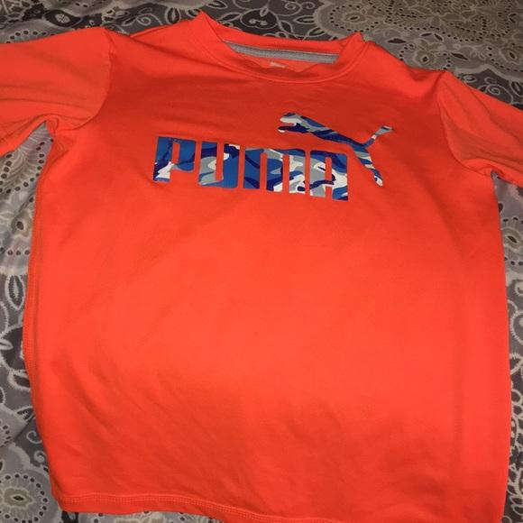 Puma Running Shirt